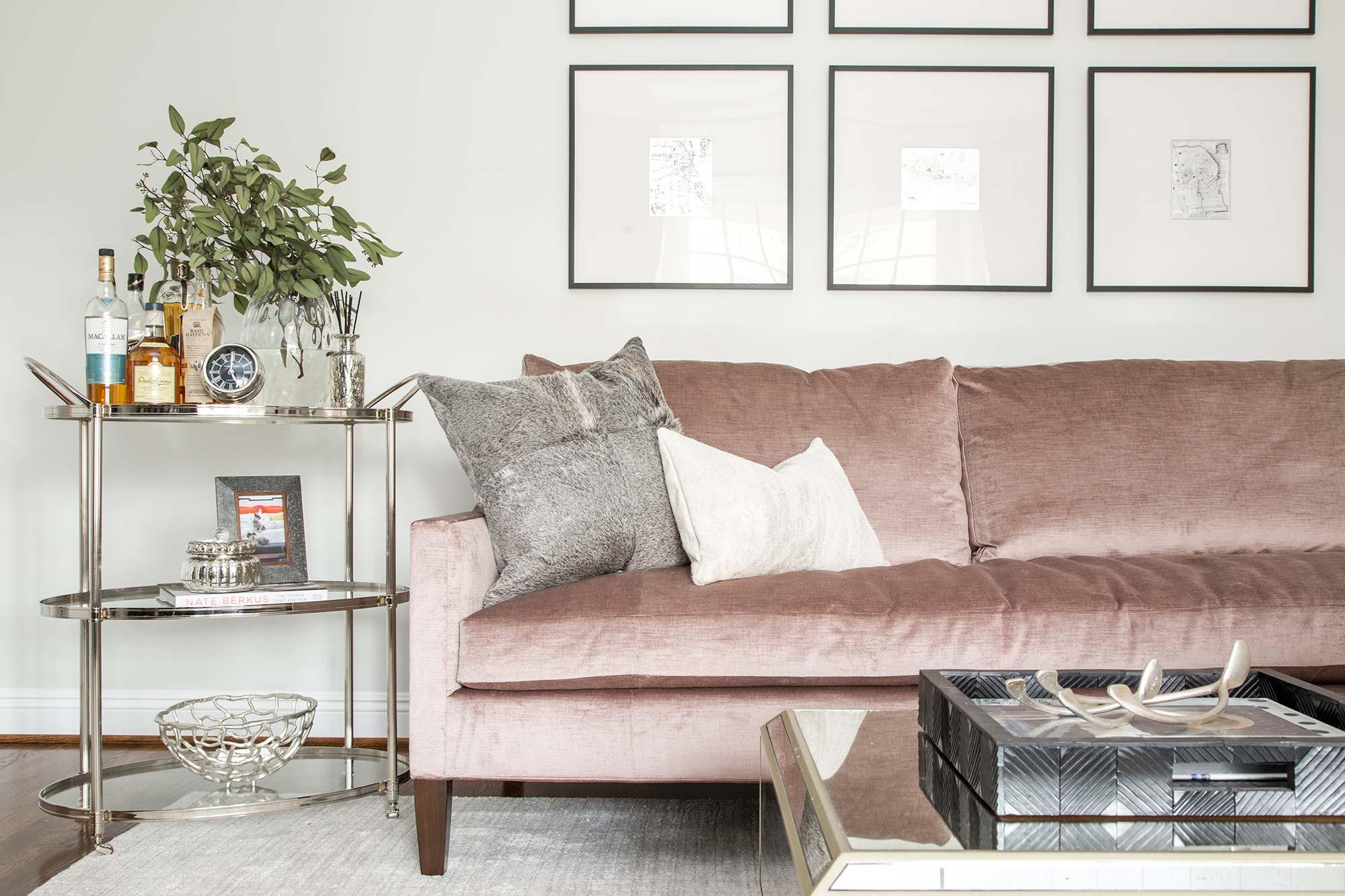 glam-la-canada-living-room-5 - Peltier Interiors