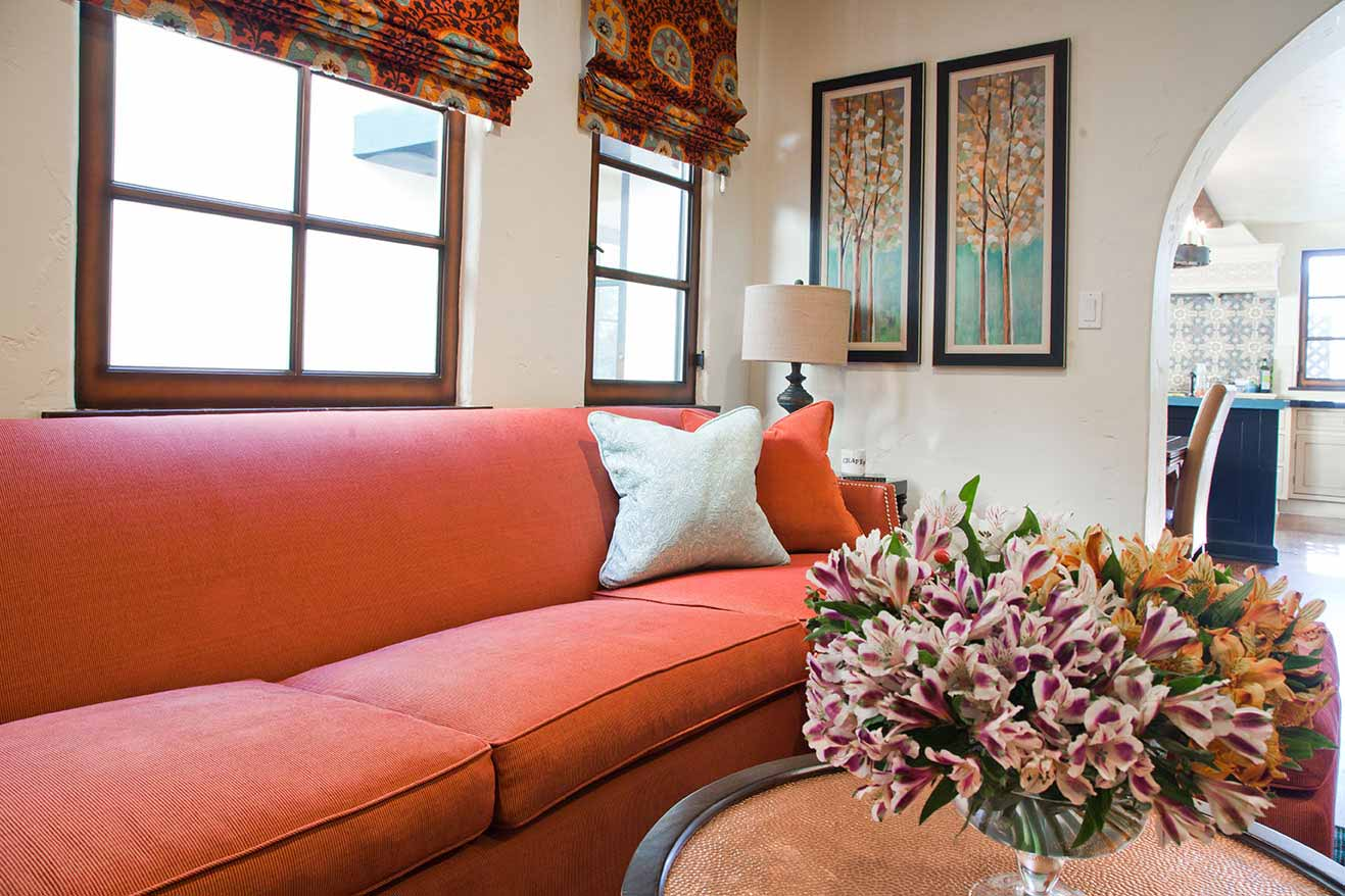 Pasadena Family Home Peltier Interiors