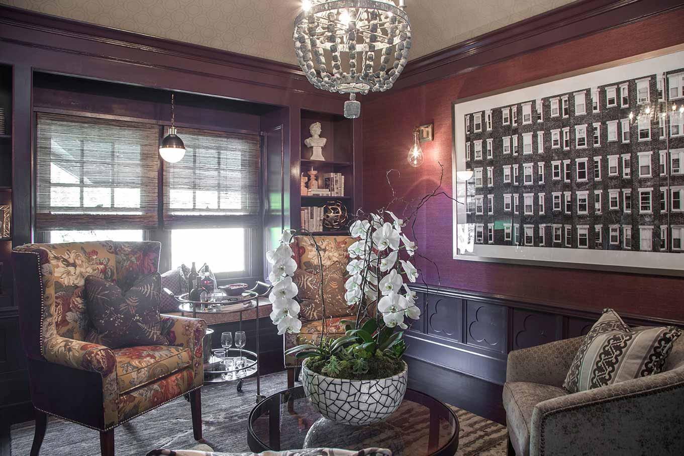 Pasadena Showcase House Of Design 2015 The Sitting Room Peltier