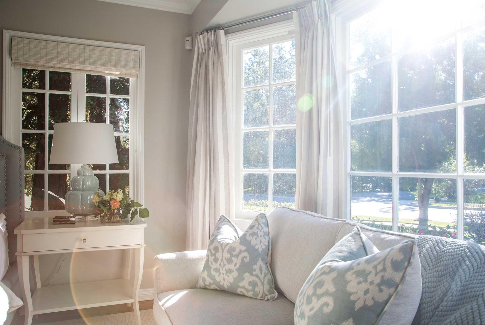 San marino master suite remodel peltier interiors for The family room san marino
