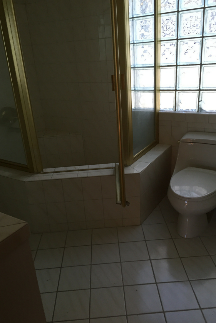 Redondo Beach master bath renovation