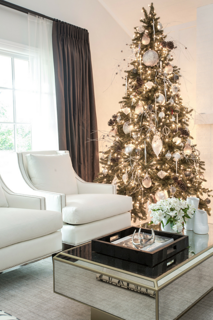 A Holiday Ready Home Peltier Interiors