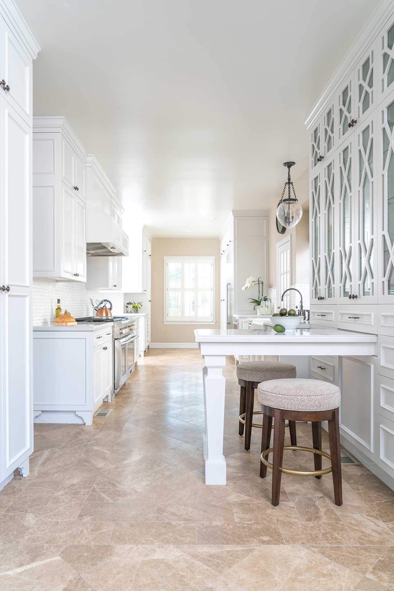 Burbank Kitchen Remodel - Peltier Interiors