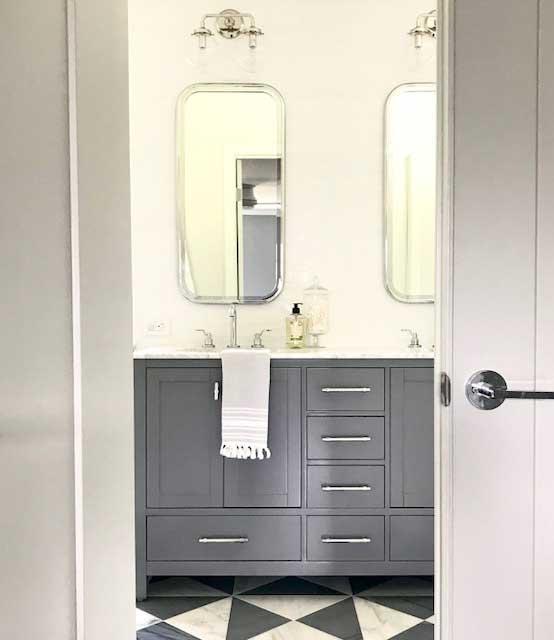 Bathroom Remodel Burbank: Northern Virginia Colonial Remodel